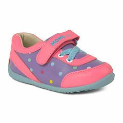 Momo Baby Girls Walking Shoes