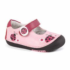 Momo Baby Girls Mary Jane Shoes