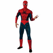 Adult Spider-Man Spiderman 2-pc. Dress Up Costume