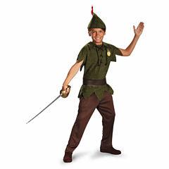 Peter Pan Disney Toddler   Child Costume - 4-6