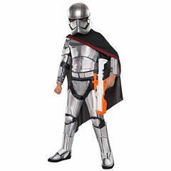 Captain Phasma 4-pc. Star Wars Dress Up Costume