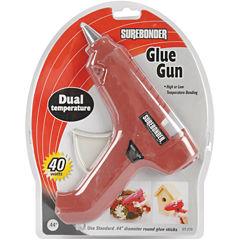Dual Temperature Glue Gun