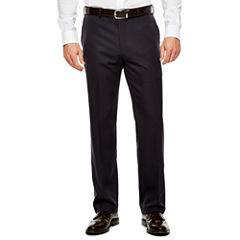 Van Heusen® Traveler Flat-Front Chevron Dress Pants