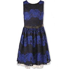 Speechless Sleeveless Party Dress Plus