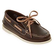 Arizona Bowen Boys Boat Shoes - Little Kids/Big Kids