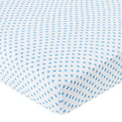 ideal baby by the makers of aden + anais® Crib Sheet - Blue