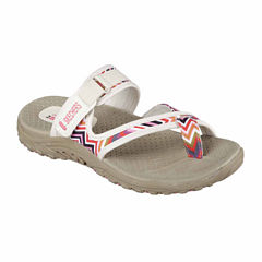 Skechers Zig Swag Womens Strap Sandals