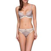 Marie Meili Juliet Deep Plunge Bra or Thong Panties