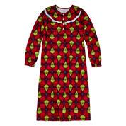 Kids Line Girls Dr. Suess Grinch Prairie Nightgown - Big Kid