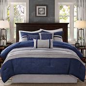 Madison Park Turner 7-pc. Comforter Set