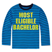 Okie Dokie Boys Long Sleeve T-Shirt-Preschool