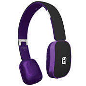 iHome iB86 Foldable Bluetooth Wireless Headphones with Microphone