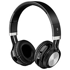 iLive IAHB56 Wireless Bluetooth Headphones with Built-in Microphone