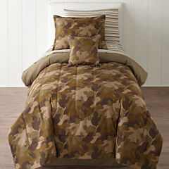 JCPenney Home Camo Complete Bedding Set with Sheets Collection