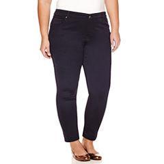 Gloria Vanderbilt Skinny Jeans-Plus