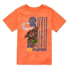 Disney Boys Moana Maui Graphic T-Shirt - Big Kid