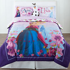 Disney Frozen Celebrate Love Reversible Comforter & Accessories