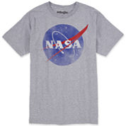 NASA Logo Graphic Tee