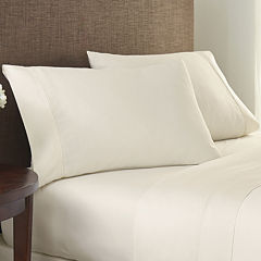 Crowning Touch by Welspun 400tc Solid Sheet Set