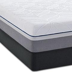 Sealy Premier Hybrid Copper Cushion Firm Mattress+Box Spring