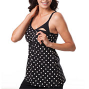 Leading Lady® Polka Dot Nursing Cami