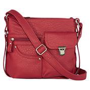 Rosetti Triple Play Rudy Mini Crossbody Handbag