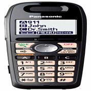Panasonic KX-TGA659T DECT 6.0 Accessory Additional Digital Cordless Handset for KX-TG413, KX-TG659, KX-TG663 & KX-TG664 Series