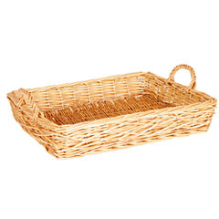 Household Essentials® Spring Bird Nest Willow Storage Tray