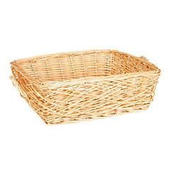 Household Essentials® Spring Bird Nest Willow Basket