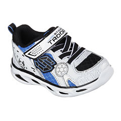 Star Wars™ Skechers Dynamo Stormtrooper™ Boys Athletic Shoes - Toddler