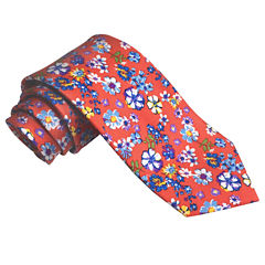 Stafford Stafford Fashion Floral Tie