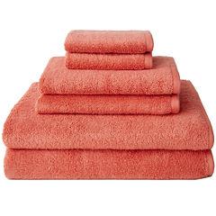 Amaze 6-pc. Quick Dry Bath Towel Set