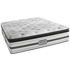Simmons® Beautyrest® Platinum® McNeil Pillow Top Luxury Firm Mattress