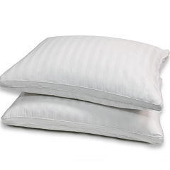 300tc Feather and Down Core 2-Pack Pillows