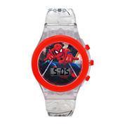 Marvel® Kids Red Spider-Man Watch