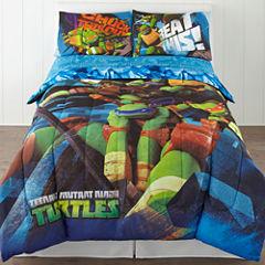 Teenage Mutant Ninja Turtles Heroes Comforter & Accessories