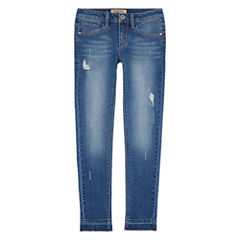 Squeeze Skinny Fit Jeans Big Kid Girls