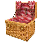 Picnic Time® Chardonnay Wine Picnic Basket
