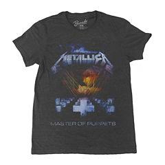 Novelty Metallica Short-Sleeve T-Shirt