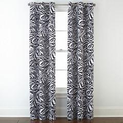 Home Expressions™ Sebastian Blackout Grommet-Top Curtain Panel