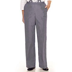 Alfred Dunner® Sausalito Pinstripe Pants