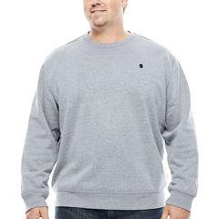 IZOD Pullover Crew Fleece -  Big & Tall