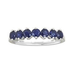 LIMITED QUANTITIES  Genuine Blue Sapphire Ring
