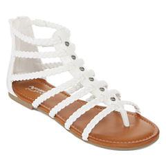 Arizona Gansy Womens Gladiator Sandals