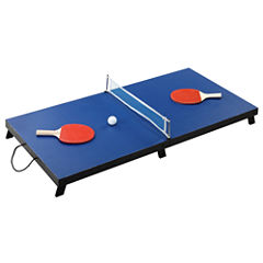 Hathaway Drop Shot 42-In Portable Table Tennis Set