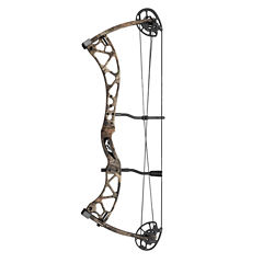 Martin Carbon Mist Compound Bow Rt Hand Package-50lb-Camo
