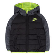 Nike Boys Midweight Quilted Jacket-Preschool