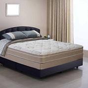 Sleep Comfort Back Aid Pillow Top Mattress