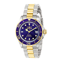 Invicta® Pro Diver Mens Two-Tone Stainless Steel Sport Watch 9310