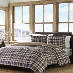 Eddie Bauer Reversible Port Gamble Dsi Comforter Set